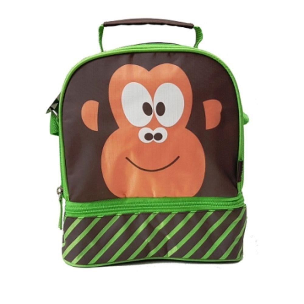Mochila Térmica Infantil Macaco