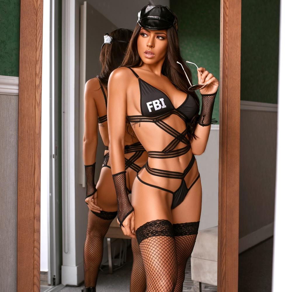 Policial FBI