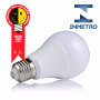 Lâmpada Led Bulbo Autodimerizável 9W Neutra 4500K / Com INMETRO e PROCEL