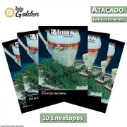10 Envelopes - Sementes de Hipérico Ou Erva De São João - Atacado - Feltrin - Linha Golden