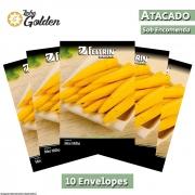 10 Envelopes - Sementes de Milho Mini Dimas - Atacado - Feltrin - Linha Golden