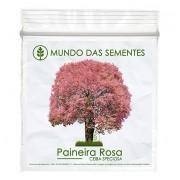 Brindes Ecológicos com Sementes de Paineira Rosa – Ceiba speciosa - Mundo das Sementes