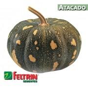 Sementes de Abóbora Xingó Jacarezinho Casca Grossa - Atacado - Feltrin