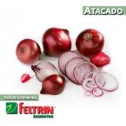 Sementes de Cebola Crioula Roxa - Atacado - Feltrin