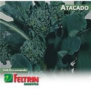 Sementes de Couve-Brócoli Ramoso Piracicaba Precoce - Atacado - Feltrin