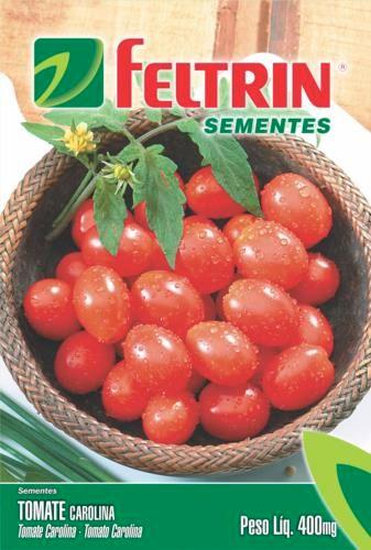 Sementes de Tomate Cereja Carolina - Feltrin