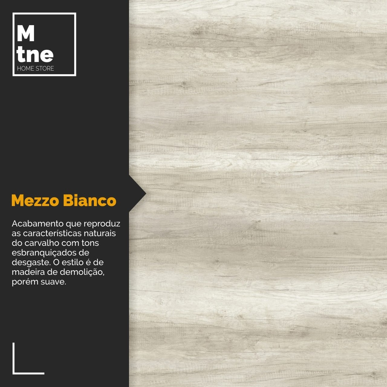 Aparador Mezzo com Hairpin Legs e Tampo 100 % MDF  - Mtne Store