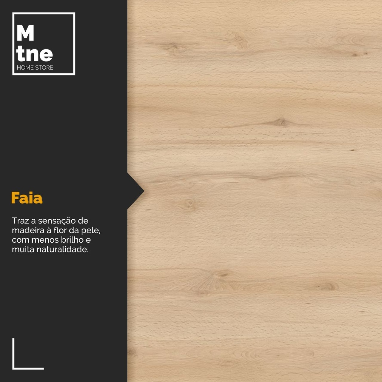 Banco Sob Medida com Hairpin Legs e Tampo 100% MDF  - Mtne Store