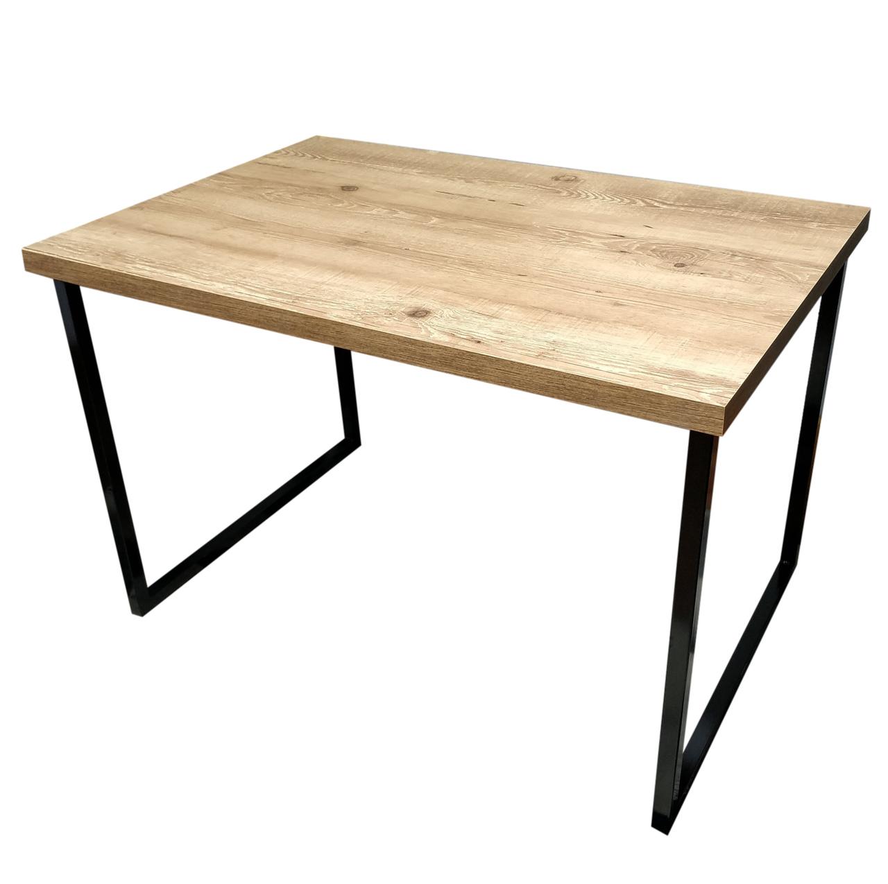 Mesa de Jantar Antiqua Squared Legs com 4 Cadeiras Eames Pretas  - Mtne Store