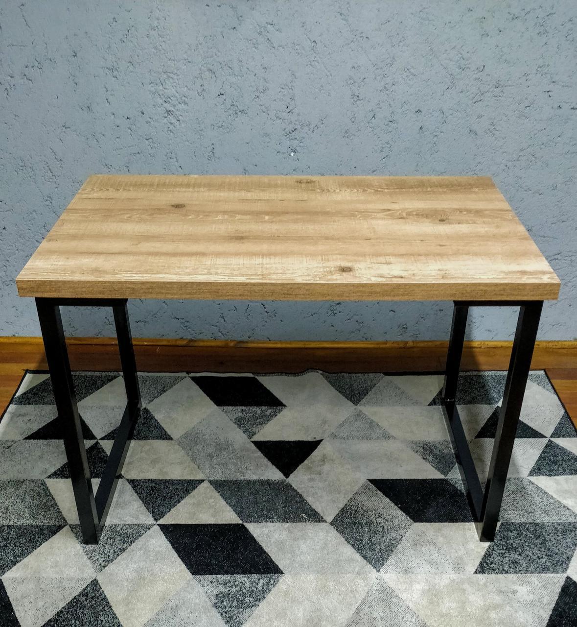 Mesa de Jantar e Banco Antiqua com Squared Legs e Tampo 100% MDF  - Mtne Store