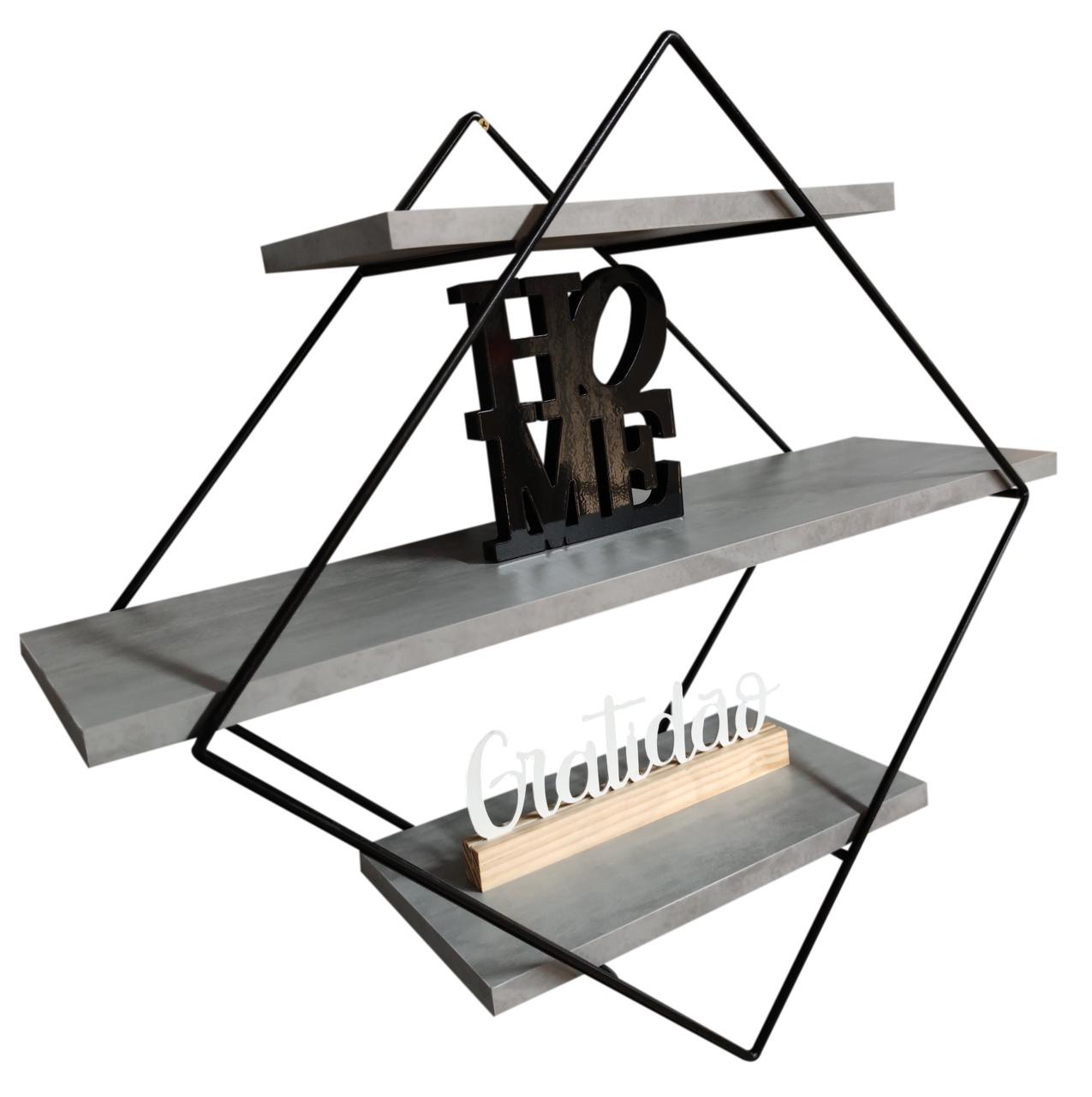 Prateleira Diamante  - Mtne Store