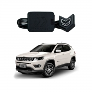 Chip de Pedal Shiftpower Para  Jeep Compass