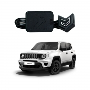 Chip de Pedal Shiftpower Para  Jeep Renegade