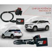 Chip De Potência Para Pedal Speedpro Para Toyota Sw4 2.8