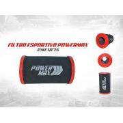 Filtro De Ar Esportivo Powermax Para Chevrolet S10