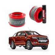 Filtro De Ar Esportivo Powermax Para Ford Ranger