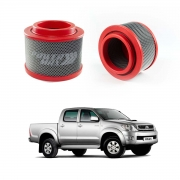 Filtro De Ar Esportivo Powermax Para Toyota Hilux