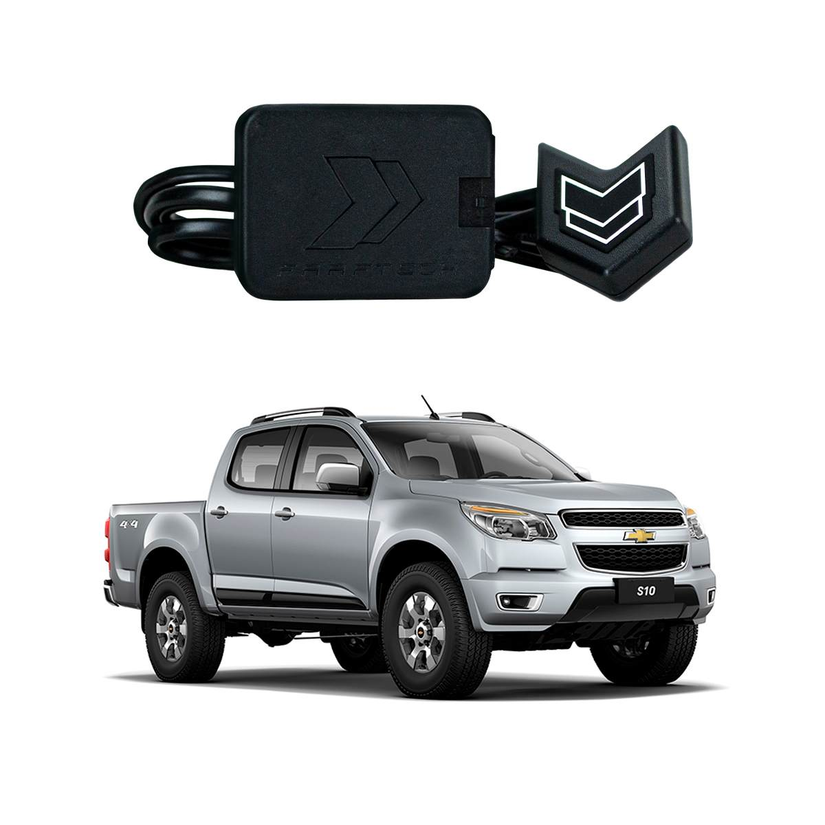 Chip de Pedal Shiftpower Para Chevrolet S10