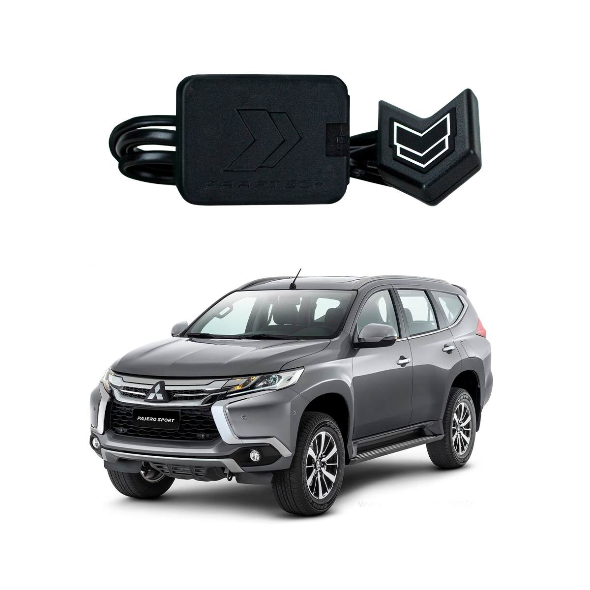 Chip de Pedal Shiftpower Para Mitsubishi Pajero Sport (Diesel)