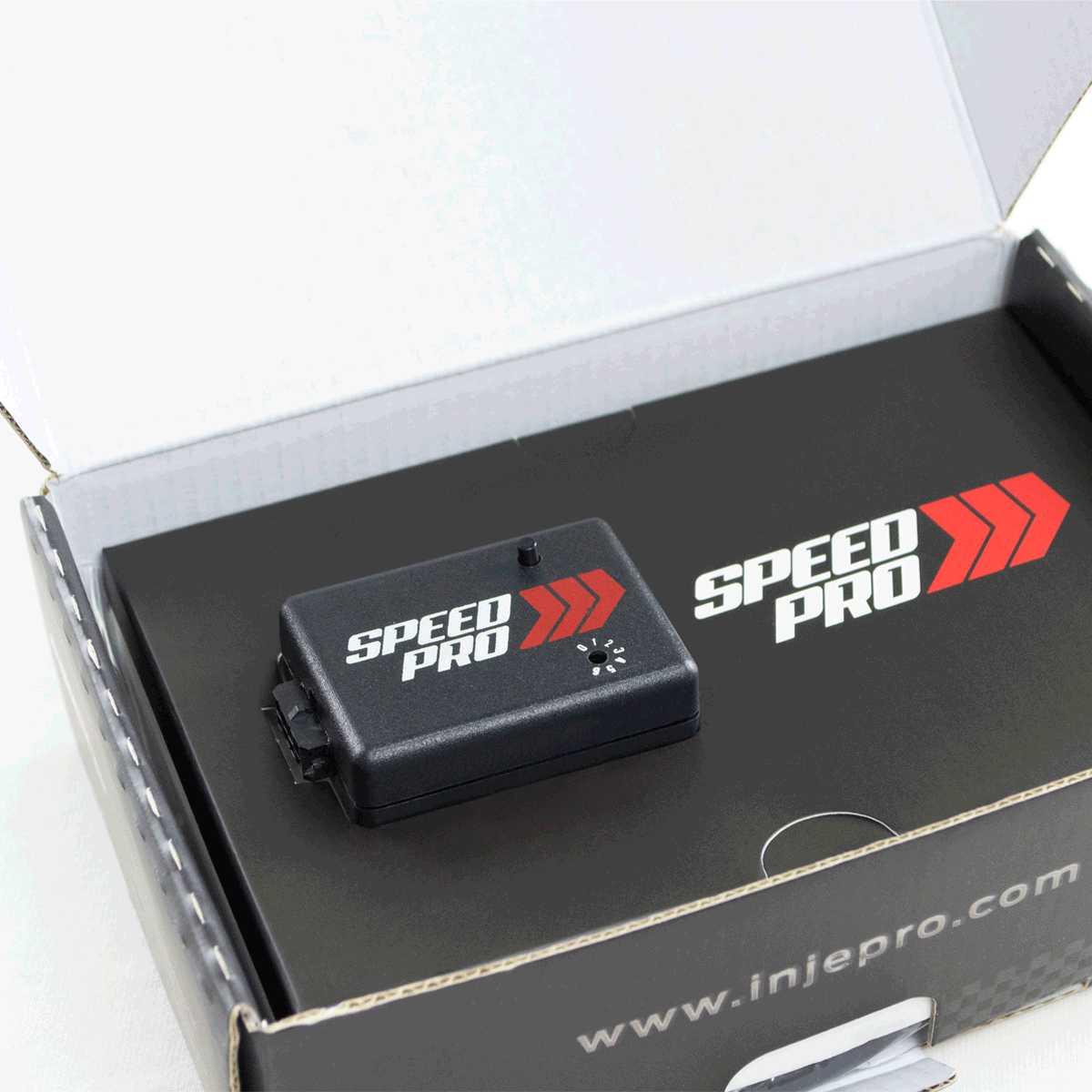 Chip De Potência Para Pedal Speedpro Para Toyota Hilux