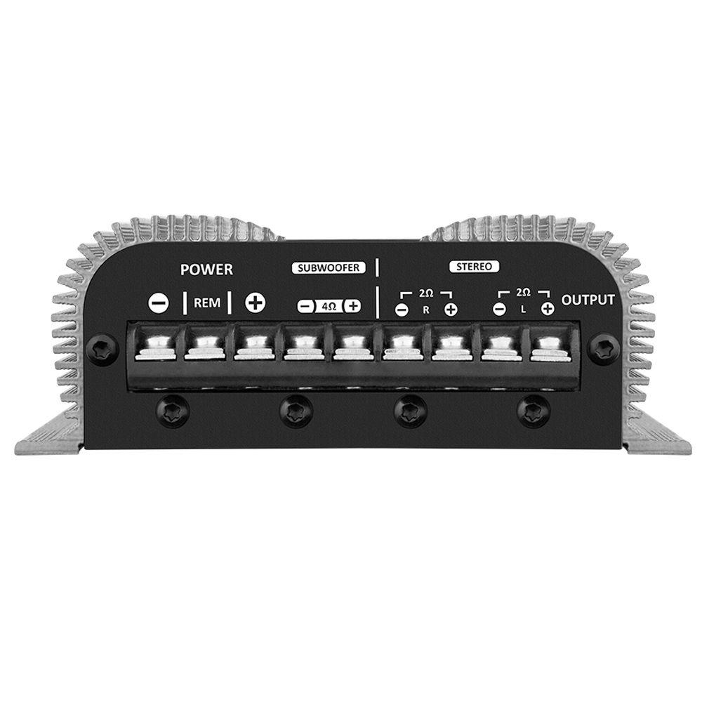 MÓDULO AMPLIFICADOR DIGITAL TARAMPS TL1500x3 390W RMS 2 OHMS  - JPARTS BRASIL