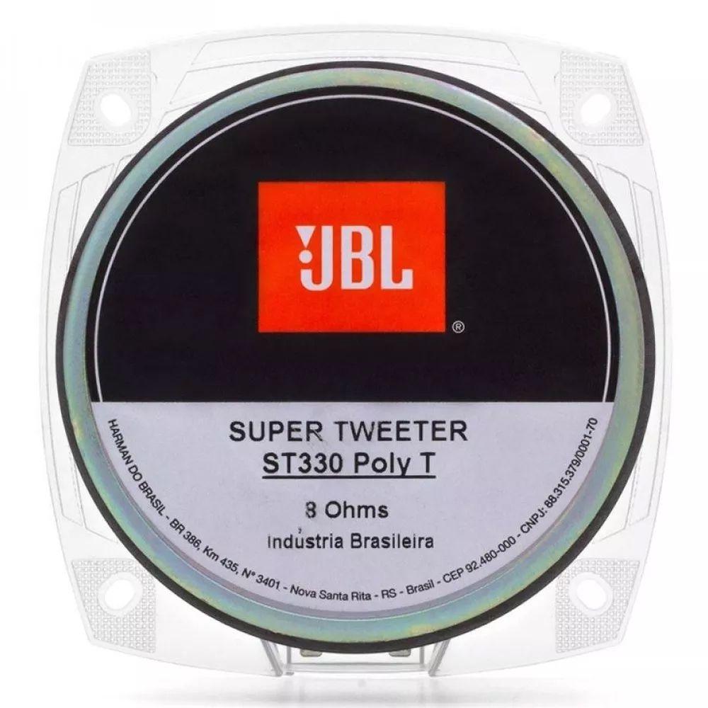 SUPER TWEETER JBL ST330 POLY T ST 330 POLICARBONATO TRANSPARENTE  - JPARTS BRASIL