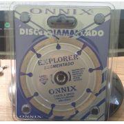 Disco Diamantado Explorer Segmentado 110mm