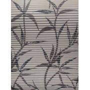 Passadeira tropical bambu marrom 43CM x 1M