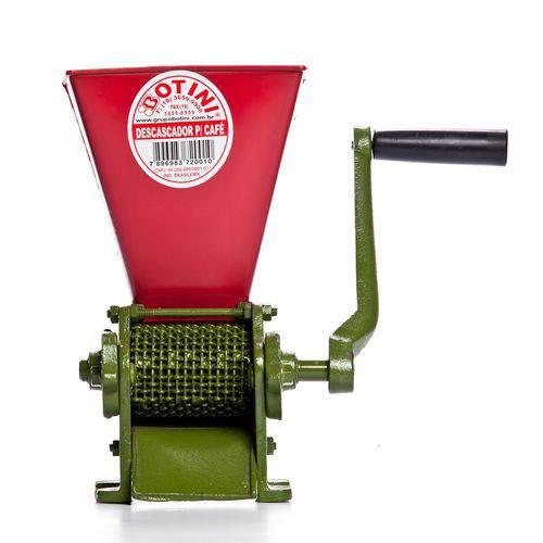 Descascador Limpador Manual De Café Seco - Botimetal