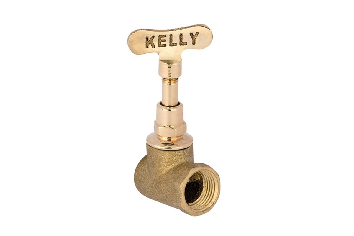 Registro de pressão kelly metal 3/4 1400