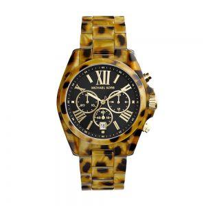 Relógio Feminino Michael Kors MK59048MN Animal Print de Onça