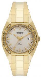 Relógio Feminino Orient FGSS1111-C1KX Dourado