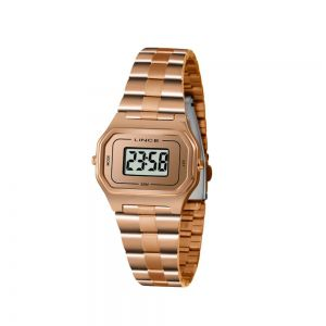 Relógio feminino Lince SDR4609L BXRX
