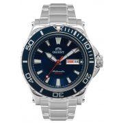 Relógio Orient Masculino 469SS048-D1SX Prata