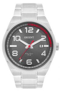 Relógio Orient Masculino MBSS1302-G2SX Prata