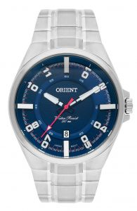 Relógio Masculino Orient MBSS1335-D2SX Prata