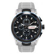 Relógio Masculino Casual Prata MBSSC112-P1SX Orient