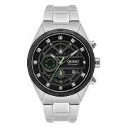 Relógio Masculino Orient MBSSC176-P1SX Prata