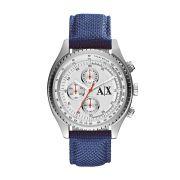 Relógio Armani Exchange Masculino AX16098AN Prata