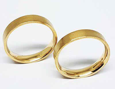 Aliança de Ouro 18k Cuiabá