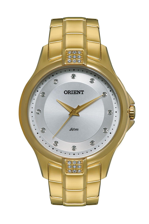 Relógio Orient  Feminino FGSS0037PRT Dourado