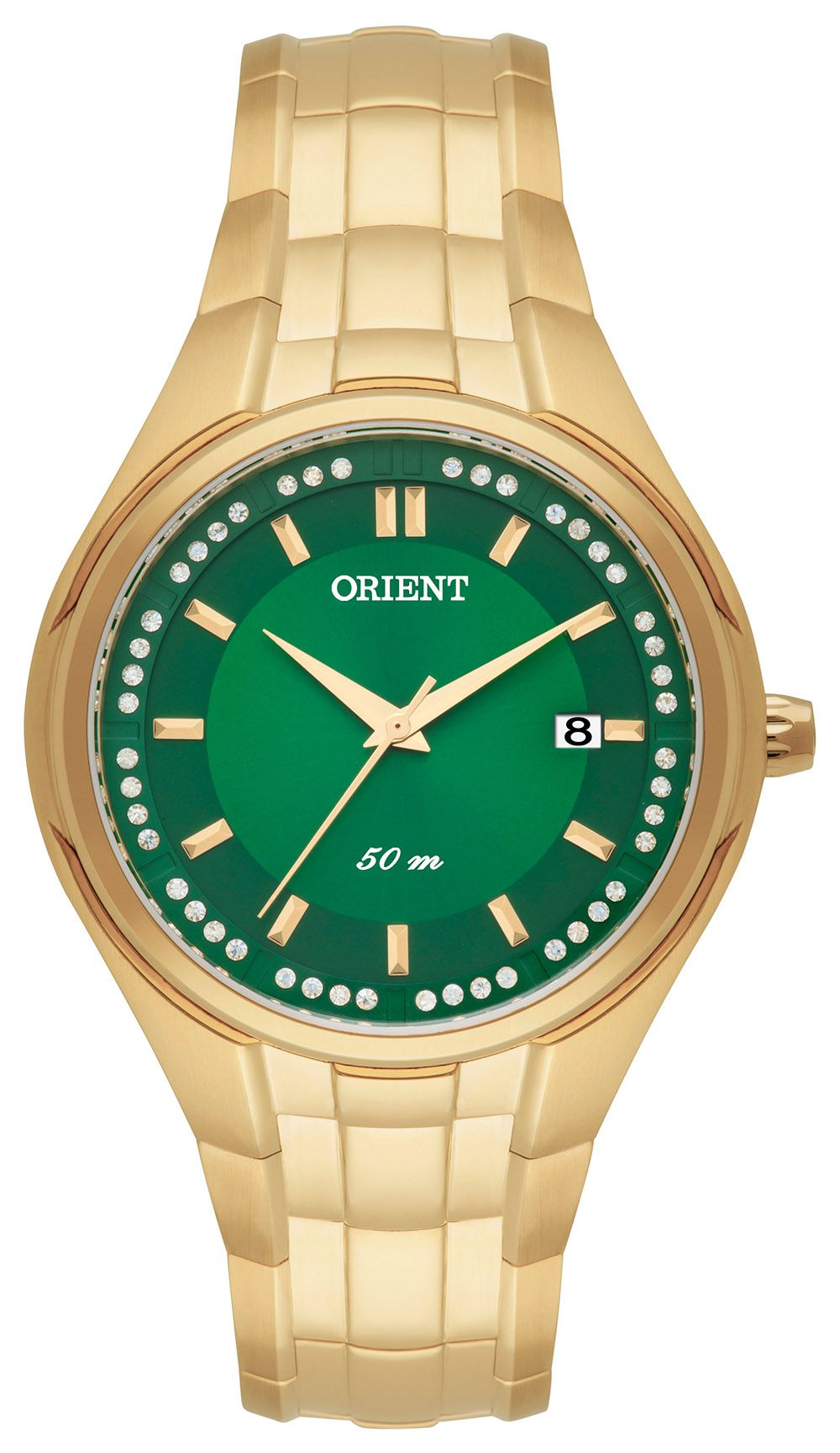 Relógio Feminino Orient FGSS1108-E1KX Dourado