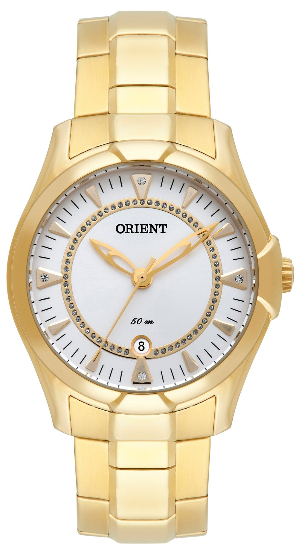 Relógio Orient Feminino FGSS1132-S1KX Dourado