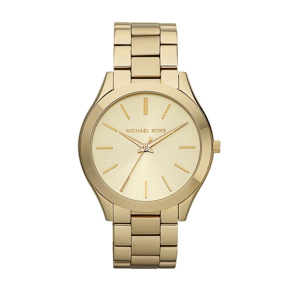 Relógio Feminino Casual Dourado MK31794DN Michael Kors