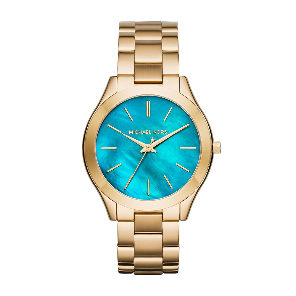 a403f6a76e15a Relógio Feminino Casual Dourado MK34924VN Michael Kors - PATRICIA JOIAS