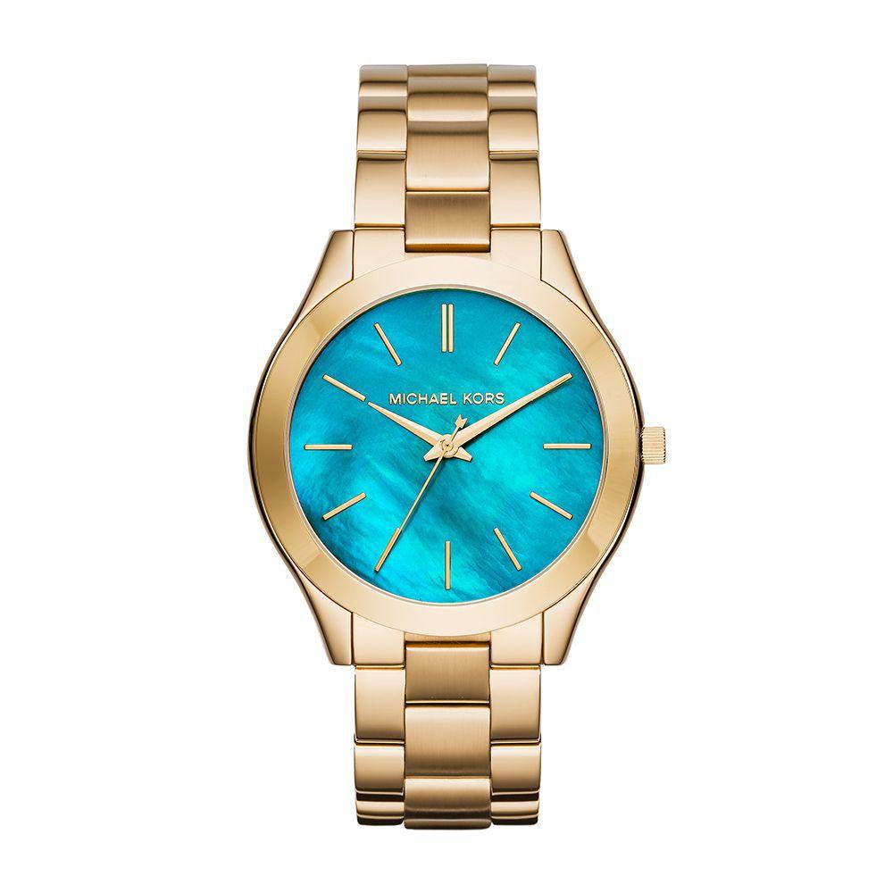 Relógio Michael Kors Feminino MK34924VN Dourado