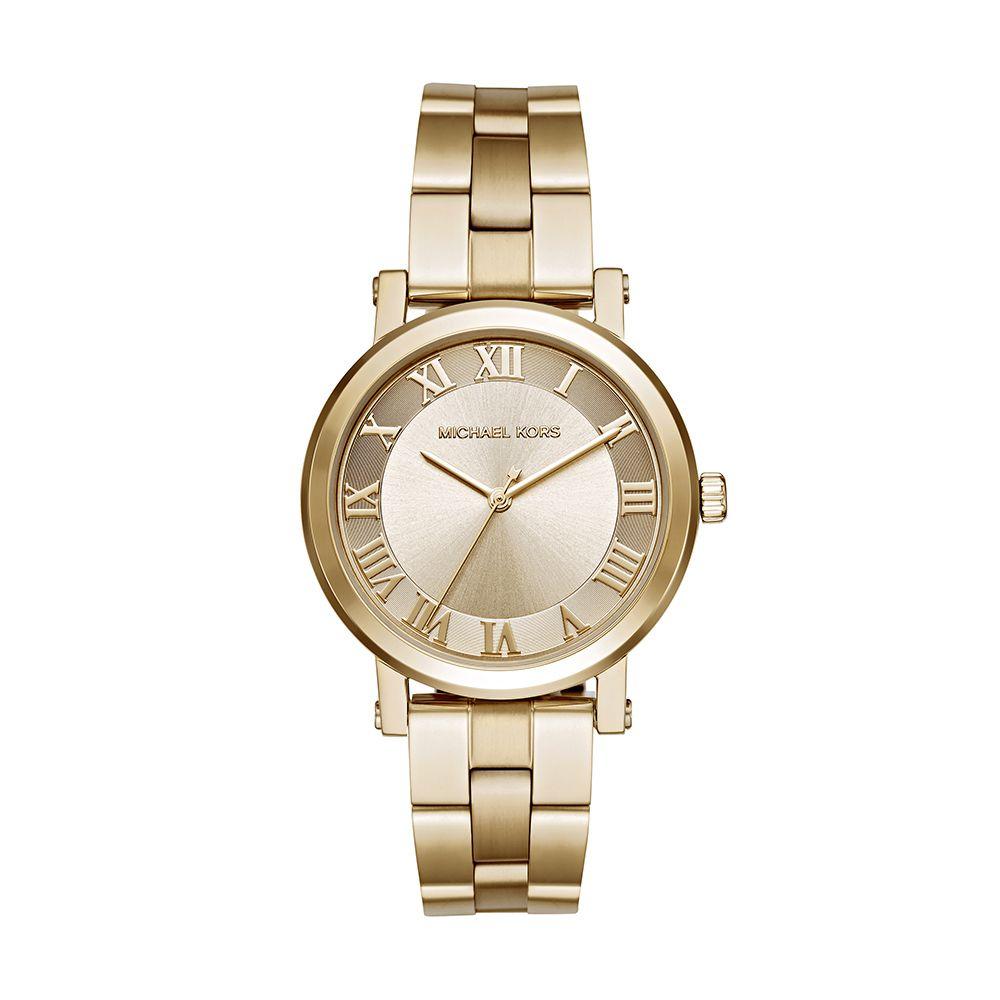 Relógio Feminino Casual Dourado MK35604DN Michael Kors - PATRICIA JOIAS e4cd03da8c
