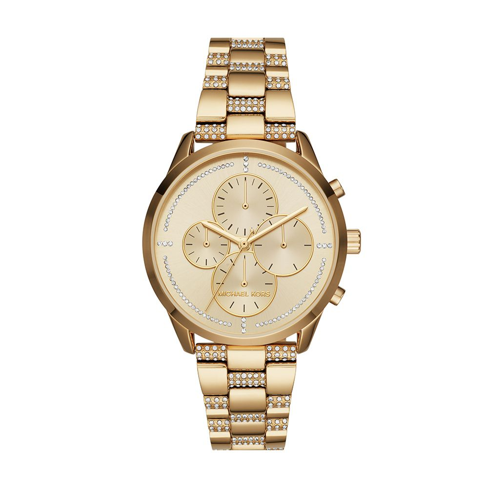 Relógio Michael Kors Feminino MK65195DN Dourado
