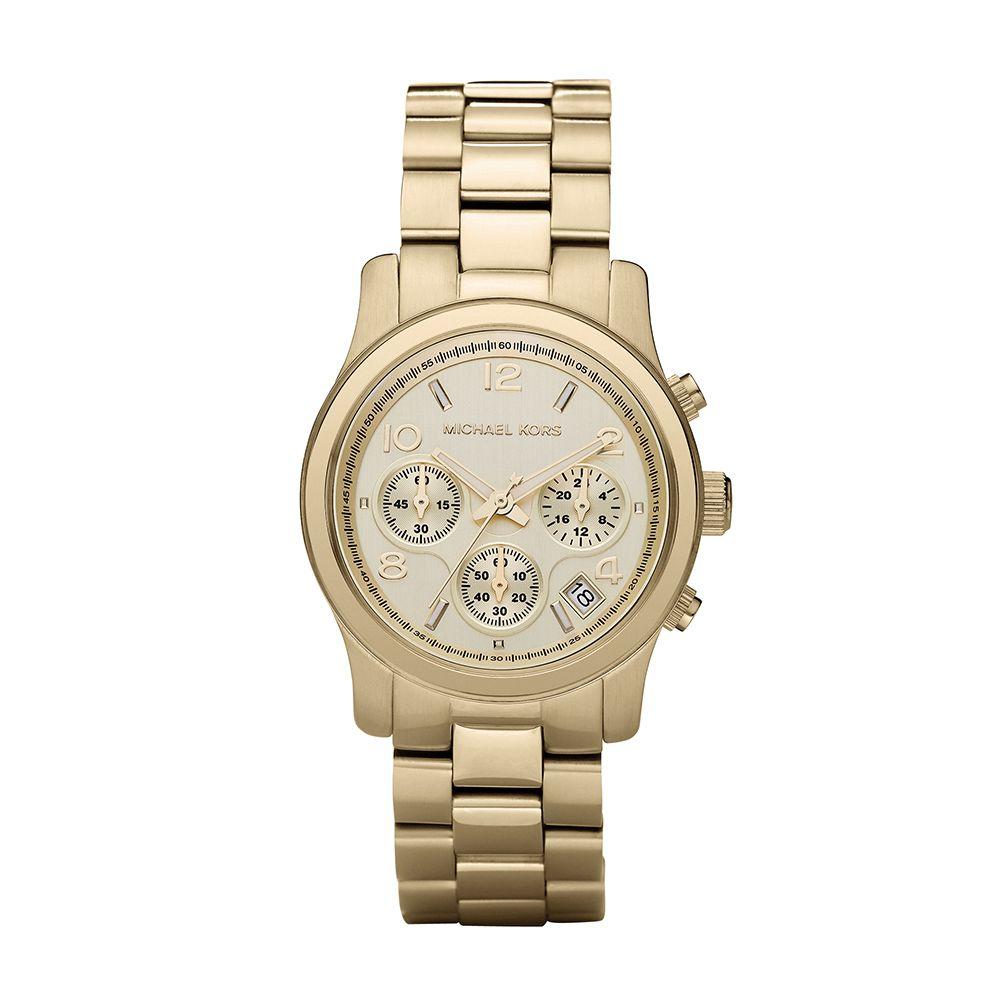 Relógio Feminino Michael Kors OMK5055Z Dourado