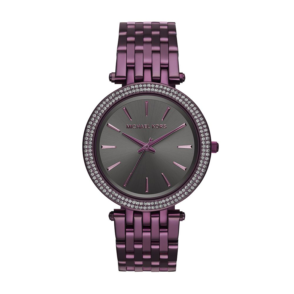 Relógio Michael Kors Feminino MK35544PN Roxo